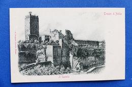 Cartolina Trezzo D'Adda - Il Castello - 1905 Ca. - Milano (Milan)
