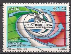 Italien (2010)  Mi.Nr.  3374  Gest. / Used  (1fl13) - 6. 1946-.. Republic