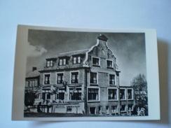 Sluis // Hotel - Restaurant Sanders - De Paauw // 19?? - Sluis