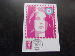 FRANCE (1992) MARIANNE - Maximum Cards