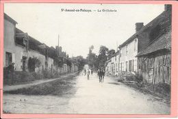Saint-Amand-en-Puysaye - La Grilloterie Animée - Saint-Amand-en-Puisaye