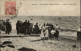 14 - GRANDCAMP - Plage - France