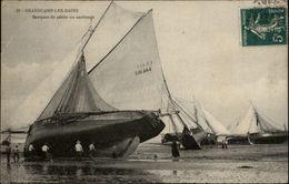 14 - GRANDCAMP - Voilier - Barque De Peche - France