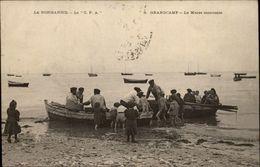 14 - GRANDCAMP - Pecheurs - France