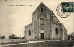 14 - GRANDCAMP - église - France