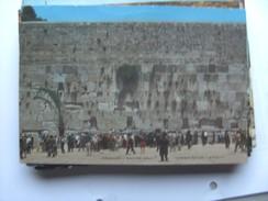 Israël Jerusalem Wailing Wall - Israël