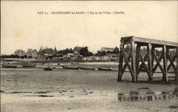 14 - GRANDCAMP - Plage - Villas - France