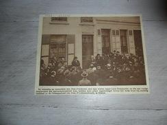 Origineel Knipsel ( 282 ) Uit Tijdschrift   :  Jean D' Ardenne   Elsene  Ixelles - Bruxelles  1922 - Vieux Papiers