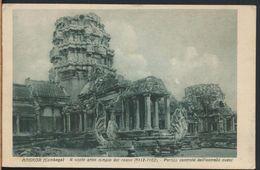 °°° 6731 - CAMBOGIA CAMBODIA - ANGKOR - 1931 °°° - Cambogia