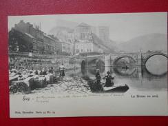 Huy :Les Pêcheurs-La Meuse En Aval (H2917) - Huy