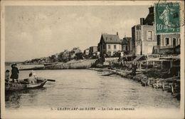 14 - GRANDCAMP - Cale Aux Chevaux - France