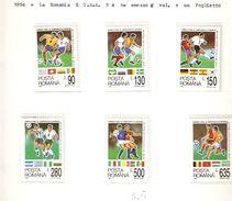 ROMANIA POSTA ROMANA  FIFA WORLD CUP 1994 USA 94 - World Cup
