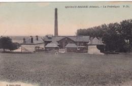 QUINCY BASSE LA FABRIQUE - France
