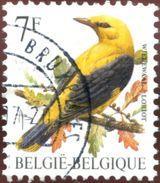 COB 2476 P8 (o) / Yvert Et Tellier N° 2476 (o)  Papier Polyvalent Fluorescent - 1985-.. Oiseaux (Buzin)