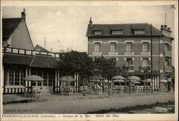 14 - FRANCEVILLE - France