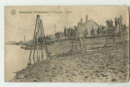 Hemiksem  *  (St. Bernard)  Pontage - Genie - Hemiksem