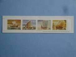 1990 Portugal Yvert  Carnet C1809a **  Bateaux Ships   Grandes Découvertes - Carnets