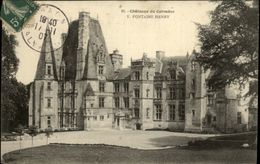 14 - FONTAINE-HENRY - Chateau - France