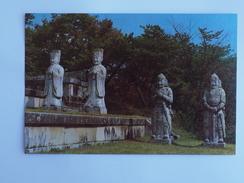 Korea North  DPRK Statues Of Warriors And Citizens   A 147 - Korea, North
