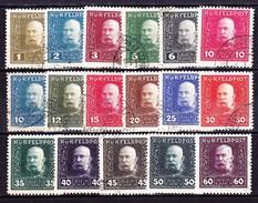 Österreich 1915, Österr.-Ung. Feldpost - 1850-1918 Imperium