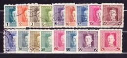 Österreich 1917/18 Feldpost, Karl I - 1850-1918 Imperium