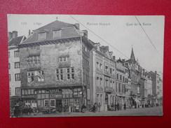 Liège :Maison Havart-Quai De La Batte- ANIMATION (L166) - Liege