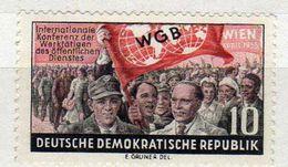 DDR 1955 Mi 452 ** [110917XXI] - [6] République Démocratique
