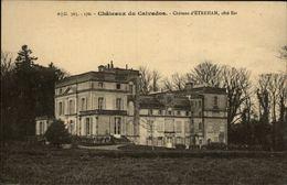14 - ETREHAM - Chateau - France