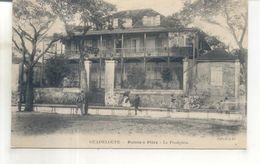 Guadeloupe, Pointe à Pitre, Le Presbytere - Pointe A Pitre