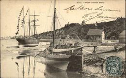 14 - DIVES - Port - Bateaux - Voliers - Dives