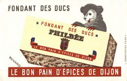 BUVARD PAIN D'EPICE DE DIJON PHILBEE - Gingerbread