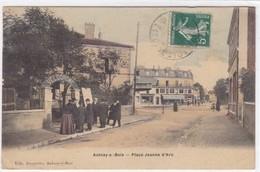 Seine-Saint-Denis - Aulnay-s-Bois - Place Jeanne-d'Arc - Aulnay Sous Bois