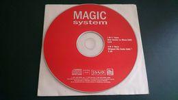 CD - Chanson - Musique - Single MAGIC SYSTEM - 1 Er Gaou - 2 Titres - Rap & Hip Hop