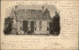 14 - COURSEULLES-SUR-MER - Chateau - Courseulles-sur-Mer
