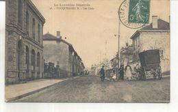 28. Tucquegnieux, Les Cités - France