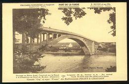 Le Pont De La Corde - Pelnard Considère Caquot - Ducos - Poliet & Chausson - Morlaix