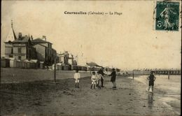 14 - COURCEULLES-SUR-MER - Plage - Courseulles-sur-Mer