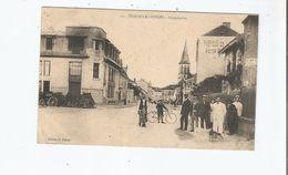 THAON LES VOSGES 13 COOPERATIVE (EGLISE CYCLISTE ET ANIMATION) 1914 - Thaon Les Vosges