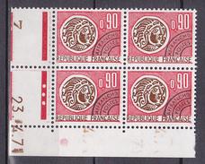 N° 133  Préoblitérés  Type Monnaie Gauloise: Coins Datés 23.4.71 - 1970-1979