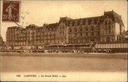 14 - CABOURG - Hotel - Cabourg