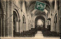 14 - CREULLY - Intérieur église - France