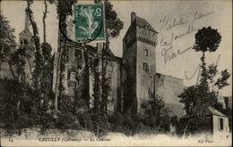 14 - CREULLY - Chateau - France