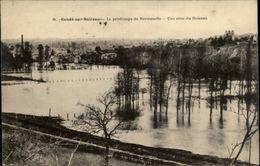 14 - CONDE-SUR-NOIREAU - Inondations - France