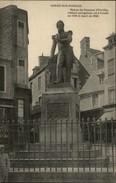 14 - CONDE-SUR-NOIREAU - Statue - France