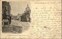 14 - CONDE-SUR-NOIREAU - église - France