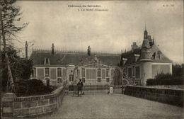 14 - LE BOSC - Chateau - France
