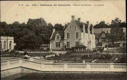 14 - COMMES - Manoir - France