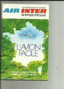 Carte  AIR-INTER De 1978 _ Toutes Les Reductions _Formules Et Services Voir Scan  Details 64 Pages (DUBREUIL A VANNES) - Timetables
