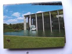Brazilië Brasil Brasilia  Brasilo Universala Kongreso De Esperanto- Julio 81 Palacio Itamaraty - Andere
