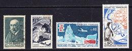 France Antarctica 4v Used (ANT114) - Postzegels
